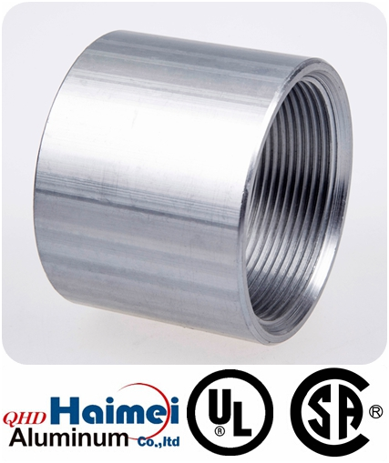 "2-1/2"" UL Approved Rigid Aluminum Couplings"