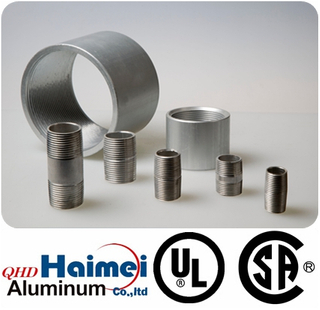 "1"" UL Approved Rigid Aluminum Couplings"