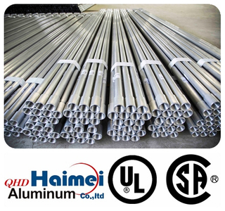 "1"" UL Approved Rigid Aluminum Conduit"