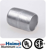 "2-1/2""UL Aluminum Conduit Nipples"