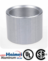 "4"" UL Approved Rigid Aluminum Couplings"