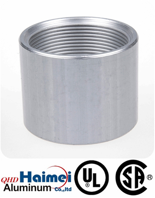 "3/4"" UL Approved Rigid Aluminum Couplings"
