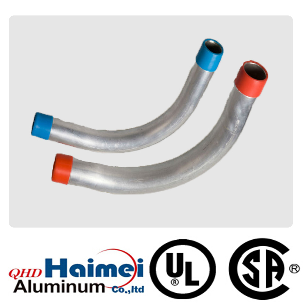 UL Approved Rigid Aluminum 90 Degree Elbow